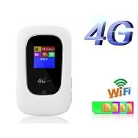 """Quality Portable 4G MIFI Router with sim card slot,1.44"""" LCD Screen for sale"""