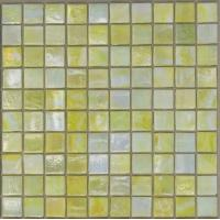 Quality Acid-proof Glass Mosaics Flooring / Glass Mosaic Tile for Exterior Wall for sale