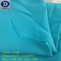 "Quality T/R dyed garment fabric for suit 32/2x32/2 56x48 58"" for sale"