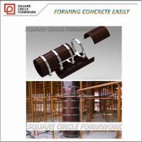 China circular column formwork/concrete wall forms china manufacturer on sale
