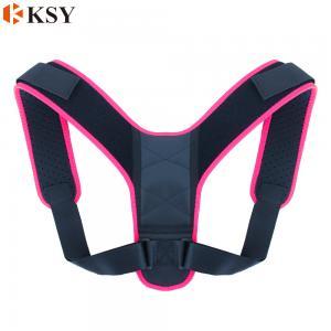 Quality Hot Sales Herapy Men Back Support Adjustable Shoulder Women Corrector Posture Brace Belt for sale
