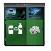 Buy cheap Supermarket Intelligent Reverse Recycling Vending Machines For Bottle , Can , Battery product