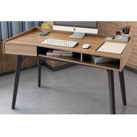 Buy cheap Solid Wood Student Desktop Computer Desk / Bedroom Nordic Desk Learning Table from wholesalers