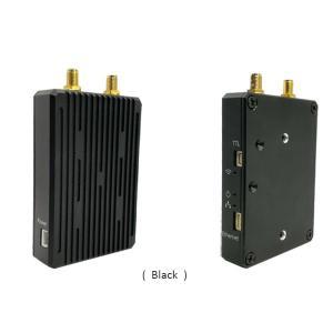 Quality Adjustable PTP PTMP 1.4GHz 300mW 15km UAV Video Data Link for sale