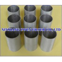 Buy cheap Sintered Porous Filter Tube from wholesalers