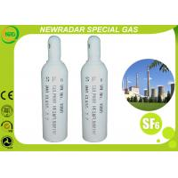 Buy cheap 20 kg of  99.995% pure SF6 gas is filled in a 15 liter cylinder from wholesalers