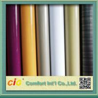 Quality Anti Scratch Rigid PVC Transparent Film for Covers / Shower Curtain 0.10mm - 0.50mm for sale