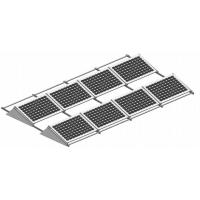 Quality Good Flexibility Roof Racking Ballasted Solar Mounting System for Home Rotatable Design for sale