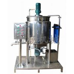 Quality shampoo making machine-Type A heating shear emulsification equipment for sale