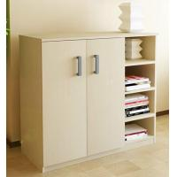 Buy cheap Mordern Indoor Storage Cabinets Organizer Wooden Storage Units With Doors product