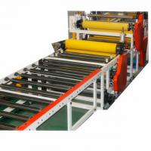Quality Ceiling Board Lamination Machine Gypsum Board Perforating Machine for sale
