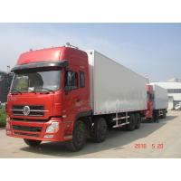 Buy cheap Dongfeng 8X4 Heavy Duty Cooling Truck from wholesalers