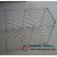China Hot Dip Galvanized Hexagonal Gabions, High Tensile&Corrosion Resistance on sale