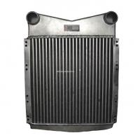 Quality Compact Combined Car Intercoolers Brazed Fin Heat Exchanger for sale