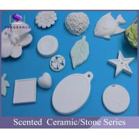 Buy cheap Fresh Professional Scented Stones Ceramic Hearts Eco - Friendly product