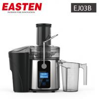 Quality Easten 800W Home Electric Juicer EJ03B / 2.0 Liters Orange Juicer With LCD Display of Speed and Time Guide for sale
