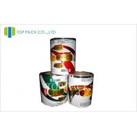 China Plastic Lamination Packaging Film Rolls , PET / VMPET Customized Color on sale