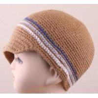 China newsboy crochet hat on sale