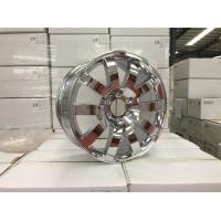 Buy cheap High Precision 20x8.5 Alloy Car Wheels With Full Painted ISO Approved product