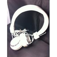China ABS Metal Portable Stereo Headphones Foldable With Clear Sound on sale