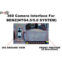 Quality Mercedes-Benz NTG4.5/5.0 System 360  Camera Interface for Car Reversing for sale