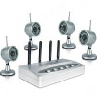 Quality View 4 Images CCTV Wireless Camera CX-W802Y4 for sale