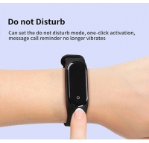 Quality Blood Pressure Body Temperature Suota Smart Bracelet Watch for sale