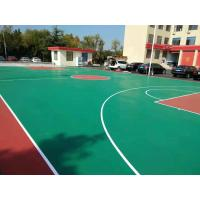 Quality PU Synthetic Basketball Court Flooring Surface Polyurethane Resin Material for sale