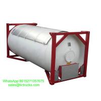 Quality 20 feet LPG tank T50 tank container Portable iso Tank Container WhatsApp:8615271357675  Skype:tomsongking for sale