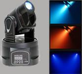DJ Indoor Stage LED Moving Head Light Multi Color Theater Stage Lighting DMX 512 Control