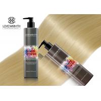 China Liquid Organic Moisturizing Shampoo Blond Time Coloring Silver Anti Yellow Effect Blonde Gray Hair Conditioner on sale