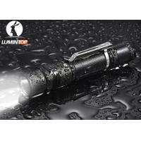 Buy USB Rechargeable Everyday Carry Flashlight 15 Days Run Lumintop EDC25 at wholesale prices