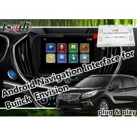 Quality Plug&Play Android Auto Interface for Buick Envision Enclave Encore with Bluetooth APP Download Yandex for sale