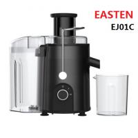 Quality Easten Orange Juice Machine/ Powerful 400W Electric Stainless Steel CitrusJuicer/ Big Mouth Slow 1.6 Liters Juicer for sale