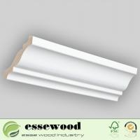 China Cheap Price Window Primer Wood MDF Moulding for Ceiling on sale