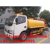 Quality high quality and competitive price customized CLW brand water mist cannon truck for sale, water tanker truck for sale