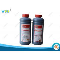 Quality Waterproof 1000Ml Black DOD Coding Ink Jet Coders Batch Printing Oil Based for sale