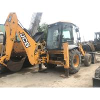 Buy cheap JCB 3CX ECO Used Backhoe Loader 4 In 1 Bucket 4 Wheel Drive Made In UK from wholesalers