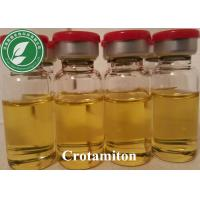 Buy cheap BP Standard Pharmceutical mateiral Crotamiton for skin care CAS 483-63-6 product