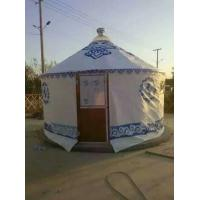 Quality Family Mongolian Yurt Tent With Mold - Proofing Wooden Frame Structure for sale