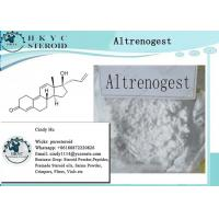 China Estrogen Prohormone Supplements Powder Altrenogest For Women Health Care on sale