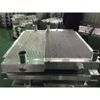 Quality High Performance Air Oil Plate Fin Heat Exchangers for Auto for sale