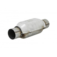 """Quality ISO9001 Certification SUS409  12.75"""" Car Catalytic Converter for sale"""