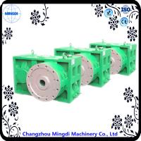 Quality Plastic Extruder Reduction Gear Boxes 5.5 - 540kw Electric Motor for sale