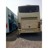 Quality 2009 50 seats VOLVO used buses left hand drive used china buses diesel engine for sale