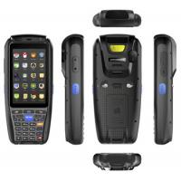 Buy cheap Hot sale portable Touch Screen Industrial Handheld PDA with barcode scanner product