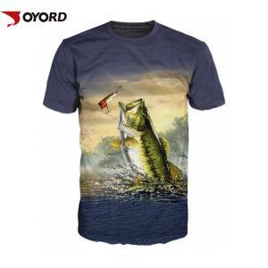 Quality Womens Personalized Fishing Jersey , Tournament Jersey Fishing Shirt Anti Pilling for sale