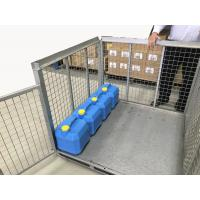 Quality Metal Box IBC Metal Cage Steel Storage Container Ibc Steel Pallet Cage for sale