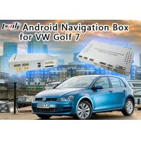 Quality 2014-2017 VW Golf 7 (MIB) Car GPS Navigation System with Mirrorlink, Android 6.0 Video Interface for sale