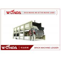 Quality Steel Clay Brick Production Line Box Type Feeder Avoid Material Damaging for sale